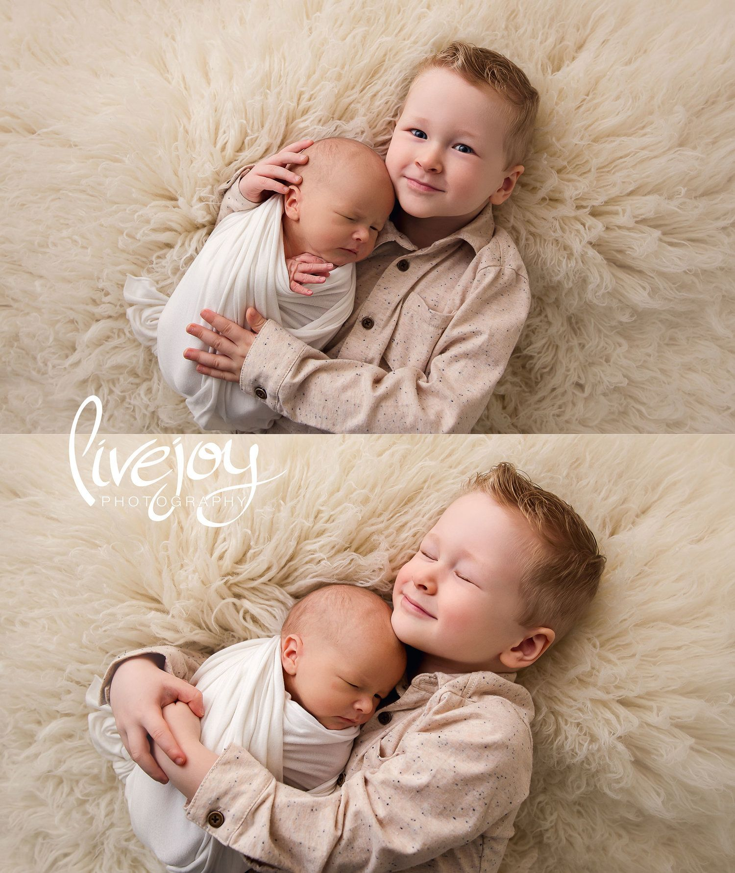 Sibling newborn photography oregon