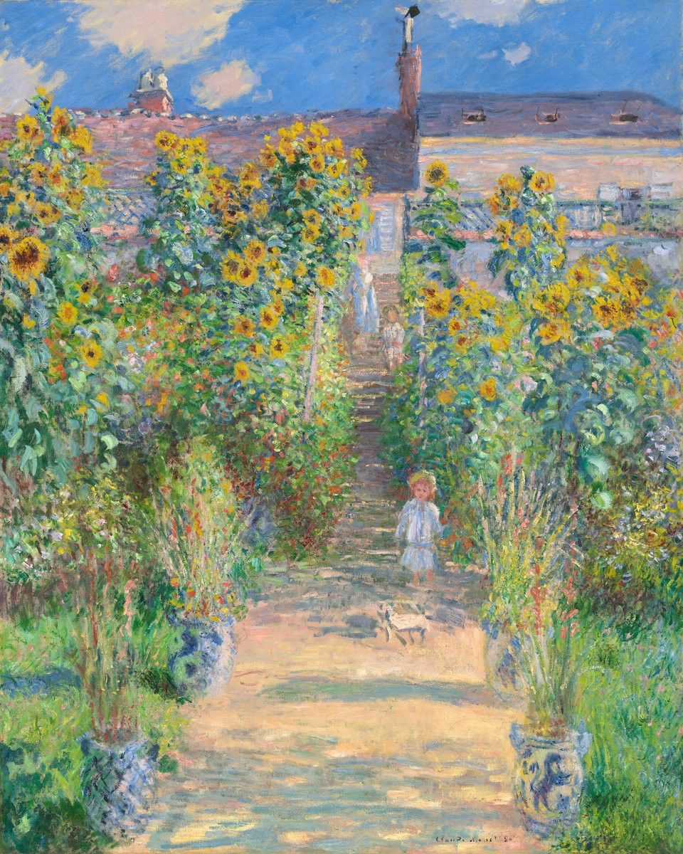 Pin De Moonchild Em Misc Wallpapers Pinturas De Monet Monet Producao De Arte