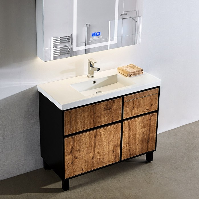 31+ Free standing bathroom cabinets around sink diy