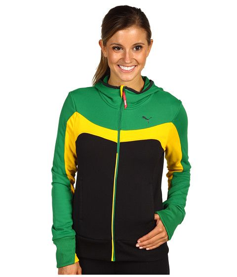 Puma Faas Hooded Jacket W