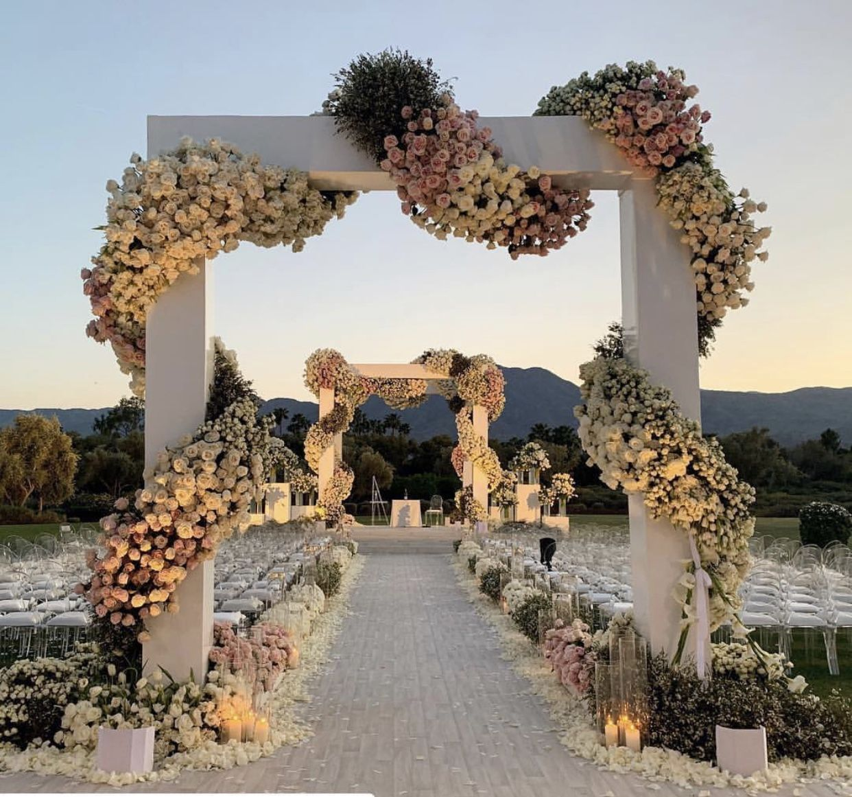 Stylish Wedding Ceremony Decor: Pin By Ashwinder Kaur On Decor Ceremony