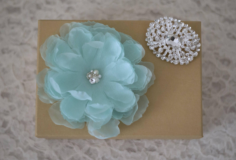 Turquoise silk flower hair comb blue hair flower silk hair turquoise silk flower hair comb blue hair flower silk hair flower fabric flower izmirmasajfo