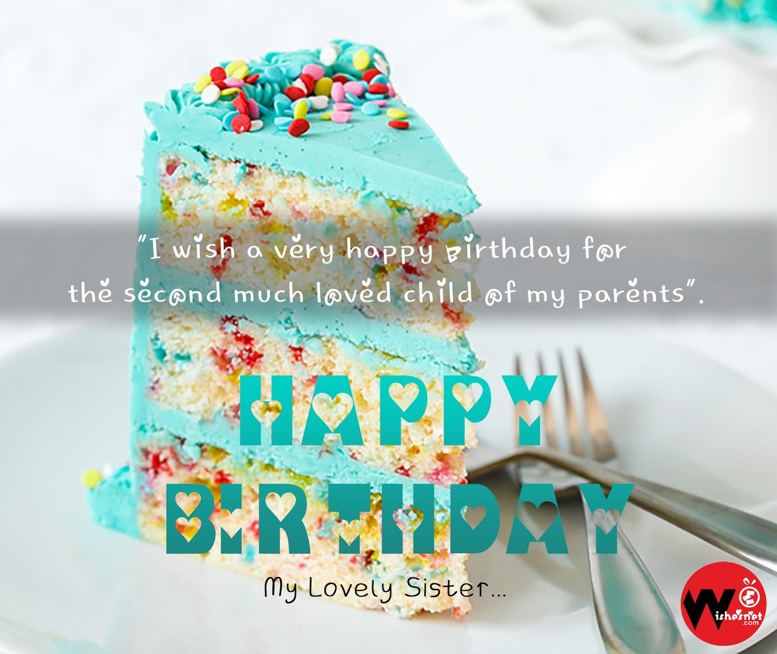 Happy Birthday Cake Image For Sister Free Download Happy Birthday