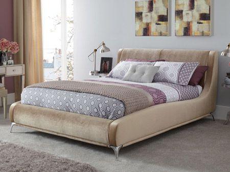 Best Faye Super King Size Bed Modern Platform Bed Mid 400 x 300