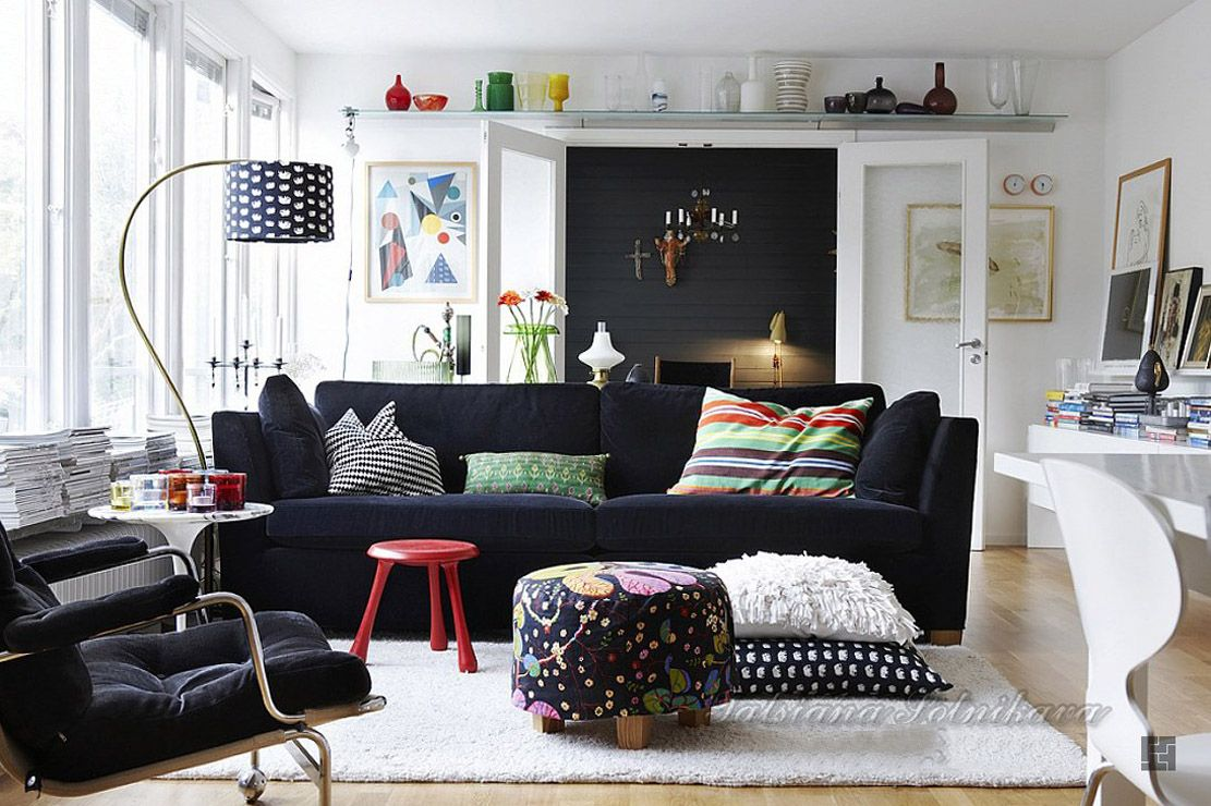 How To Mix Scandinavian Designs With What You Already Have Inside ...