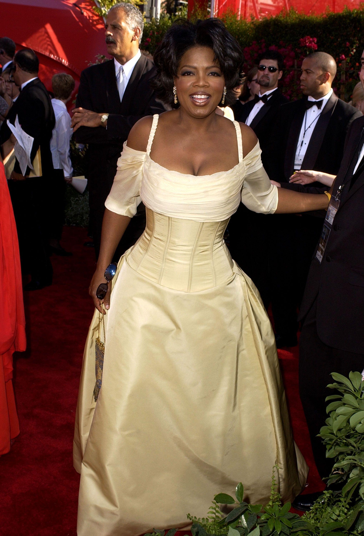 Oprah Winfrey S O Mazing Style