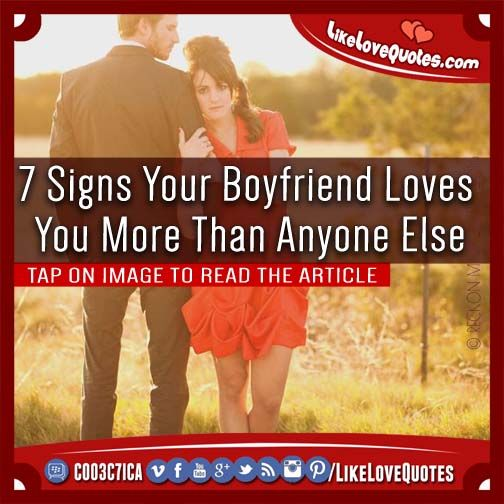 signs your boyfriend is dating someone else