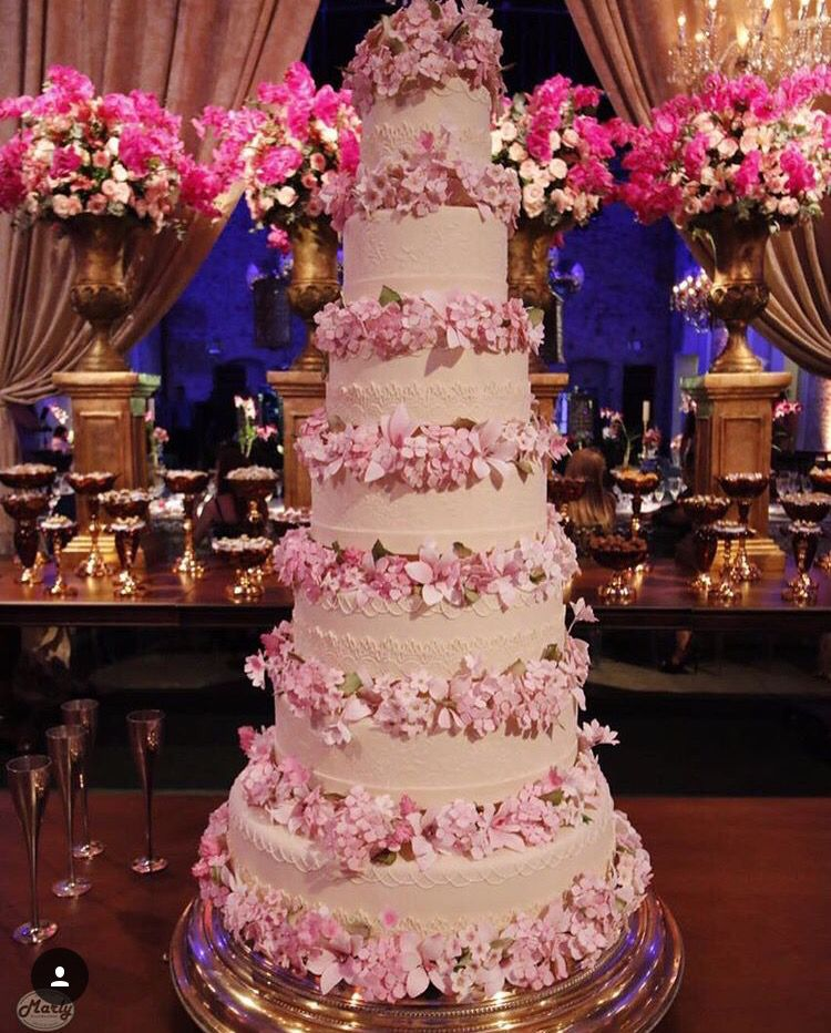 Pin by April MItchell on Wedding Cakes ︎ Wedding cakes