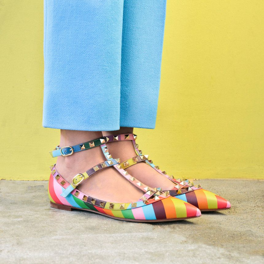 Valentino shoes summer 2015