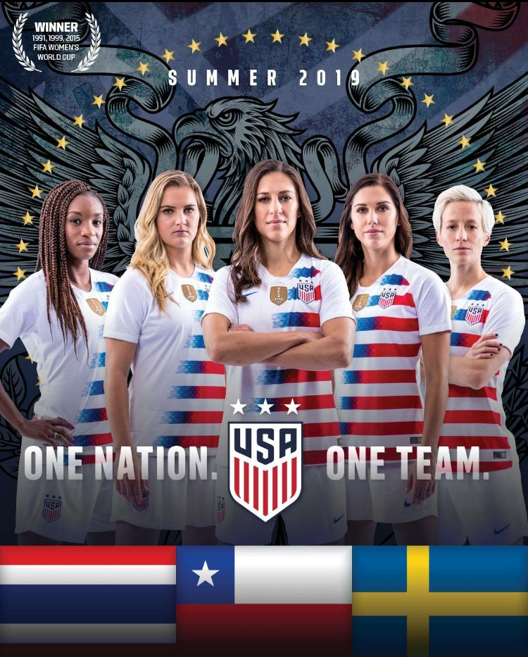 Pin By Uly Ramos On Uswnt Soccer Usa Soccer Women Women S Soccer Team Womens Soccer