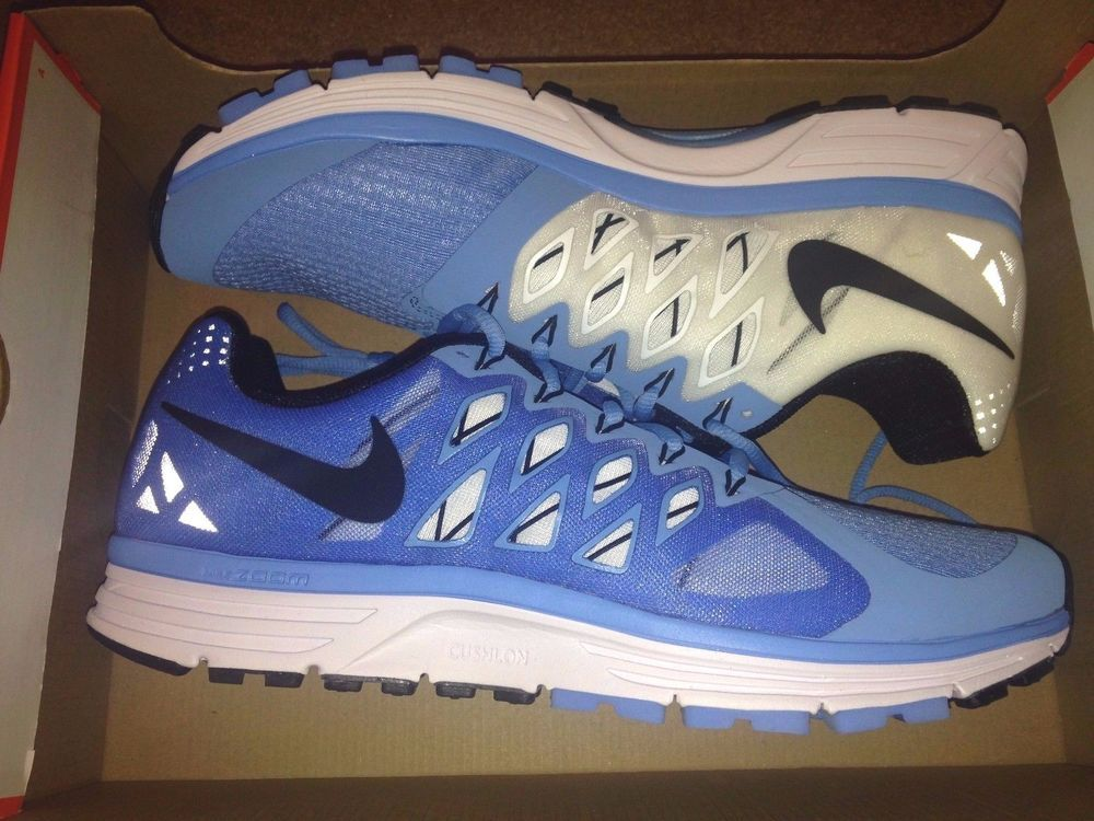 df7be4d591bf7 Nike Zoom Vomero 9 Team Mens Running Shoes University Blue White 659373 403  UNC  Nike  RunningCrossTraining