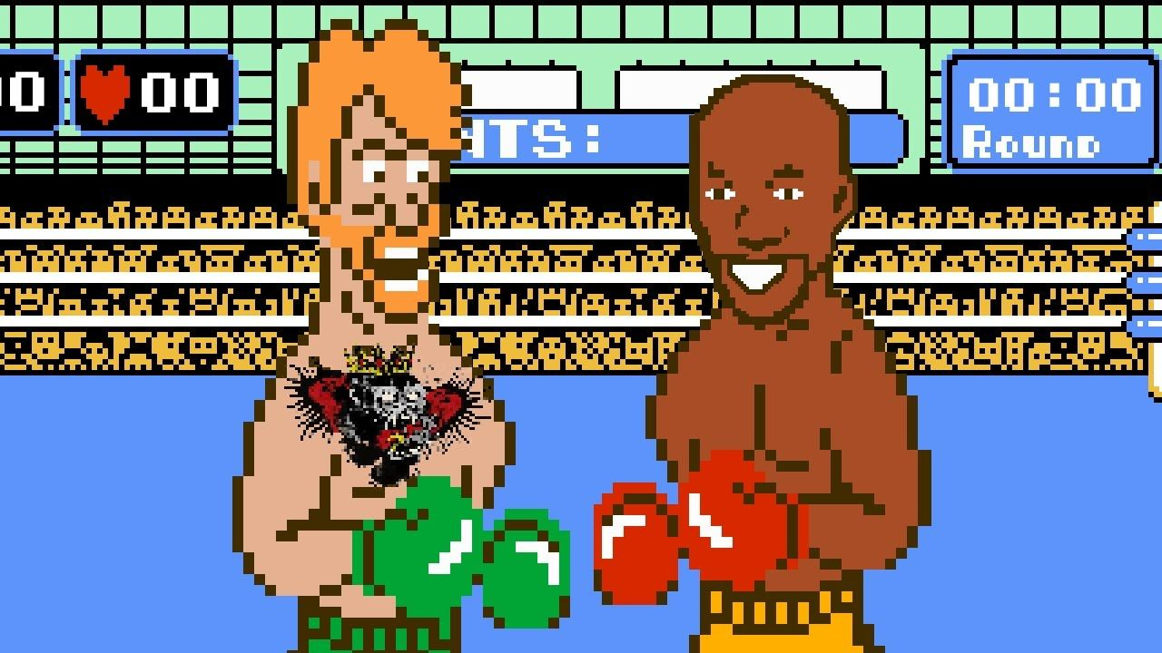 Retro gaming fan made a parody of what Mcgregor vs
