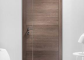 Porte in legno, cristallo satinato, laminato e laccate ...