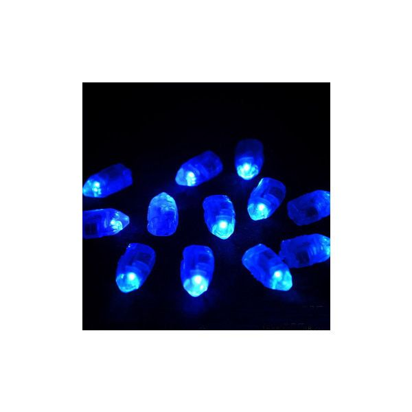 50Pcs/Lot LED Lamps Balloon Lights For Paper Lantern Balloon Christmas... (