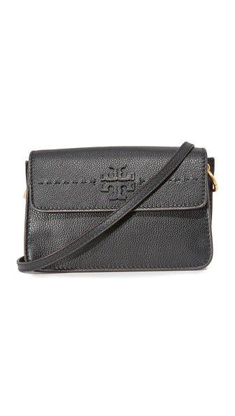 583c48c89be TORY BURCH Mcgraw Cross Body Bag.  toryburch  bags  shoulder bags  leather