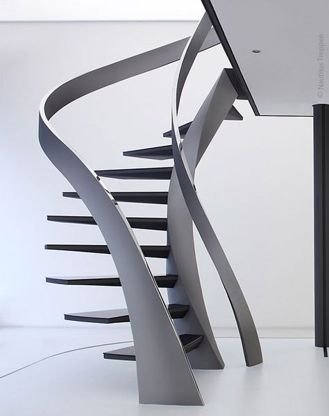 Best Sculptural Staircase Google Search Stairs In 2019 400 x 300