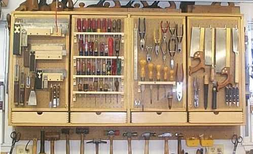Workbench Storage Ideas A Recent Kitchen Renovation Project Inspires New Wood For My Garage Recycle The Old Cabinets Into Ne