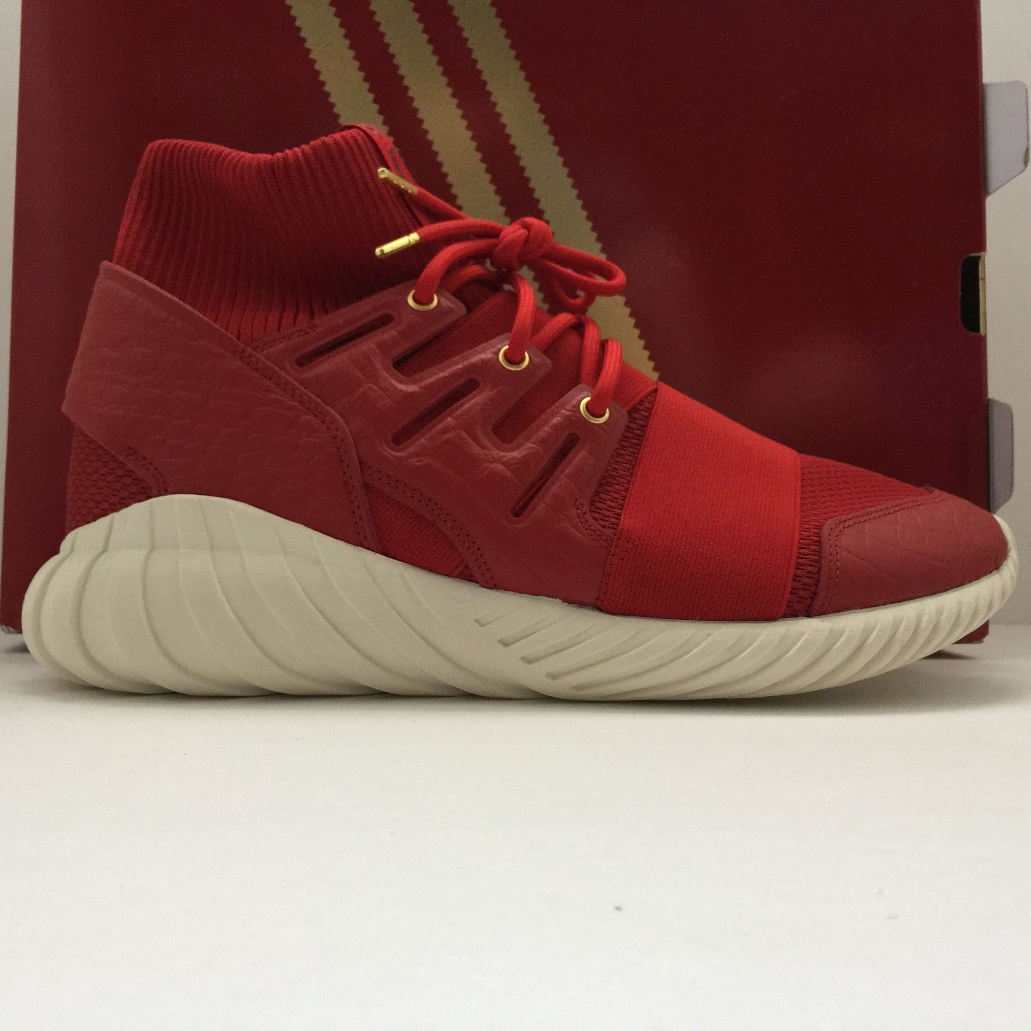 newest collection 510a6 02cd2 DS Adidas Tubular Doom PK CNY Size 10.5