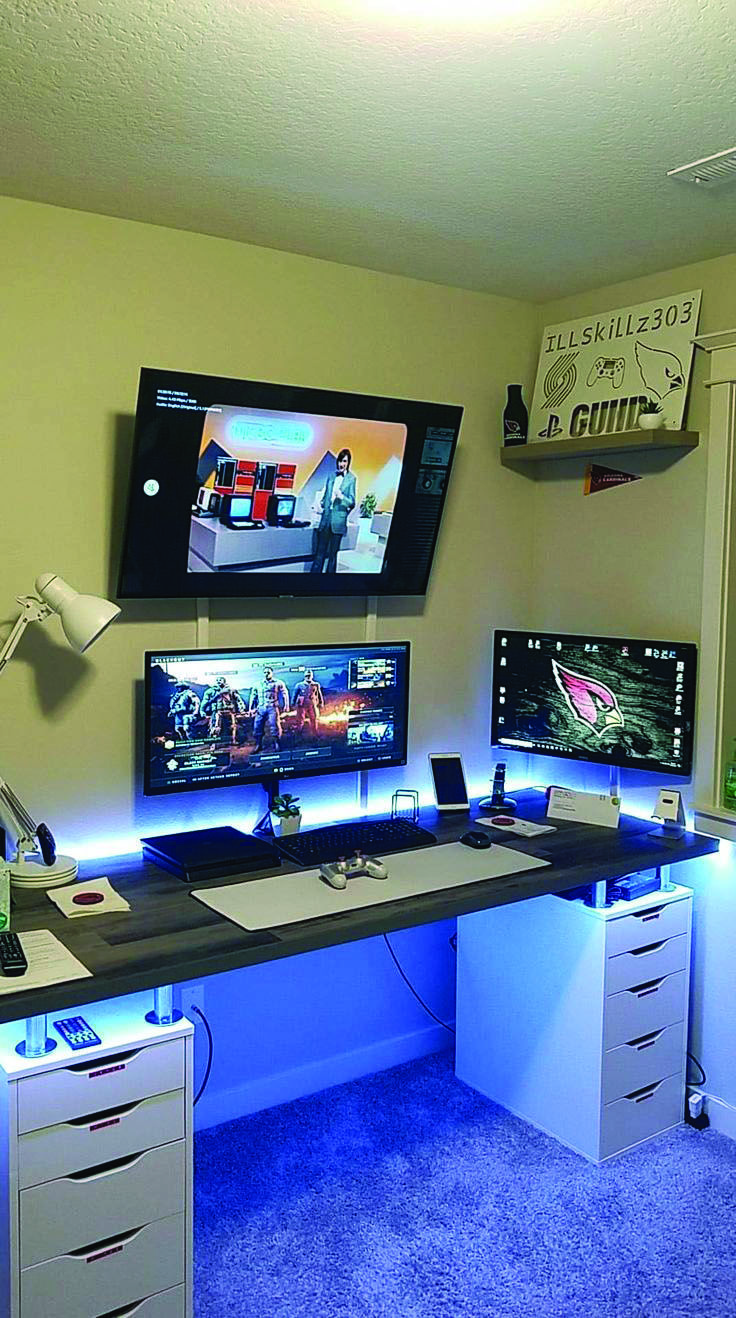 Finest Video Game Room Setup Ideas To Refresh Your Home Gamer