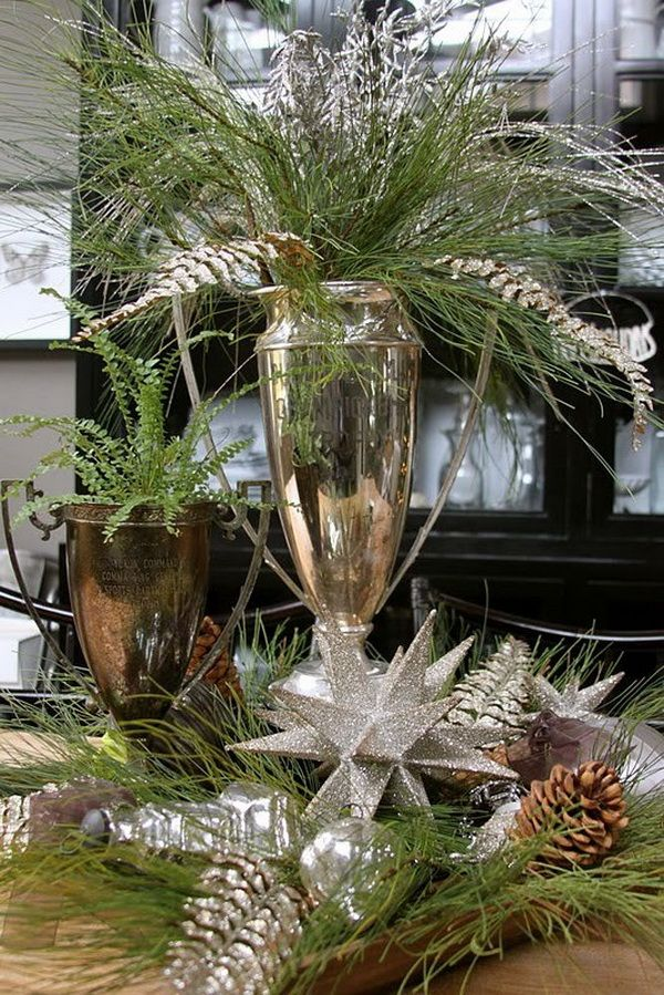 Elegant Christmas Centerpiece Trends for 2012 Christmas Home