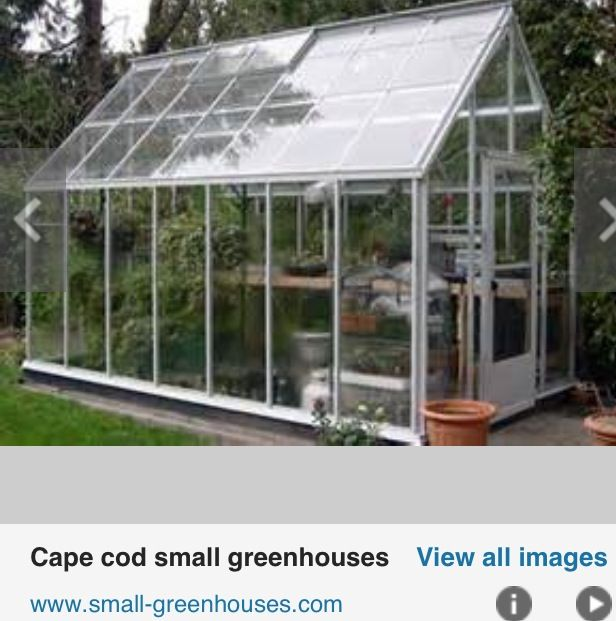Greenhouse for my property
