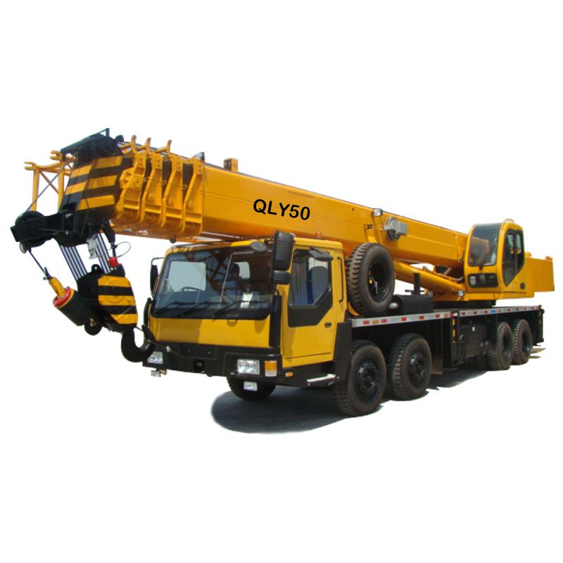 Pictures of qly50 truck crane telescopic boom truck hydraulic heavy duty trucks fandeluxe Images