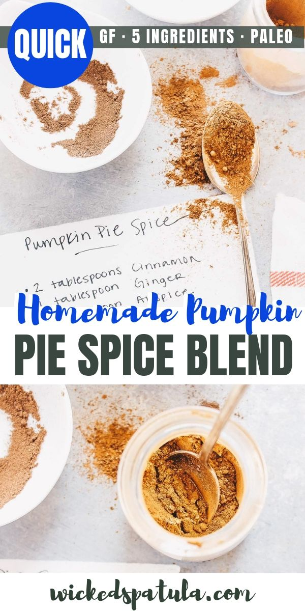 DIY Pumpkin Pie Spice Blend This DIY Pumpkin Pie Spice