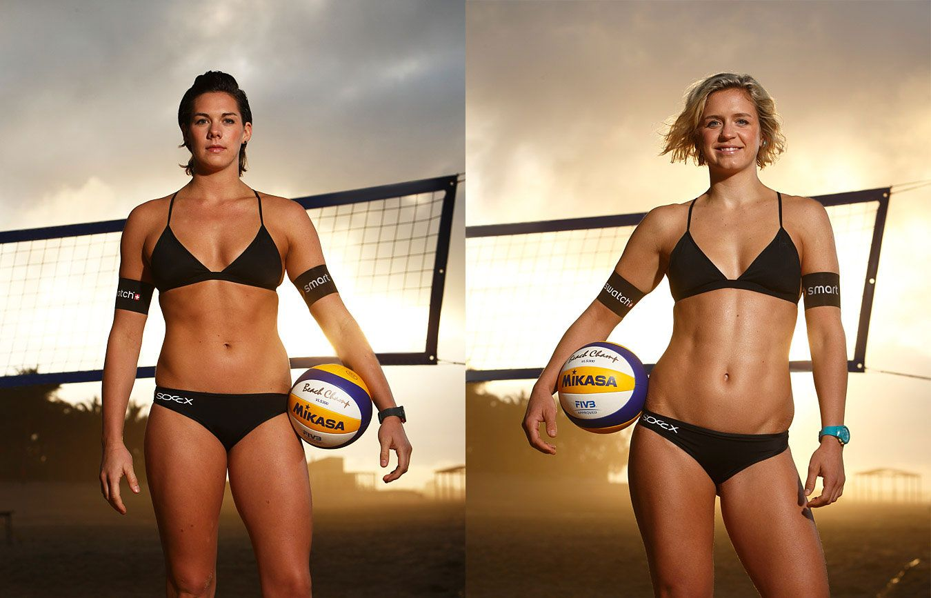 Beachvolleyball Frauen