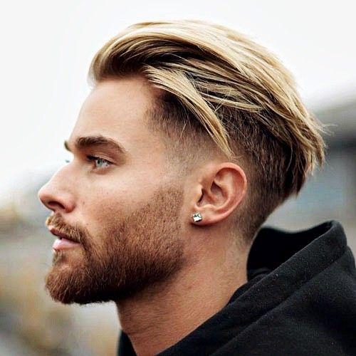 Männer frisuren attraktive 6 stilvolle