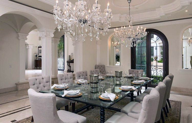 Outstanding Dining Room Chandeliers At Lowes That Will Blow Your Mind Dream Dining Room Luxury Dining Luxury Dining Room