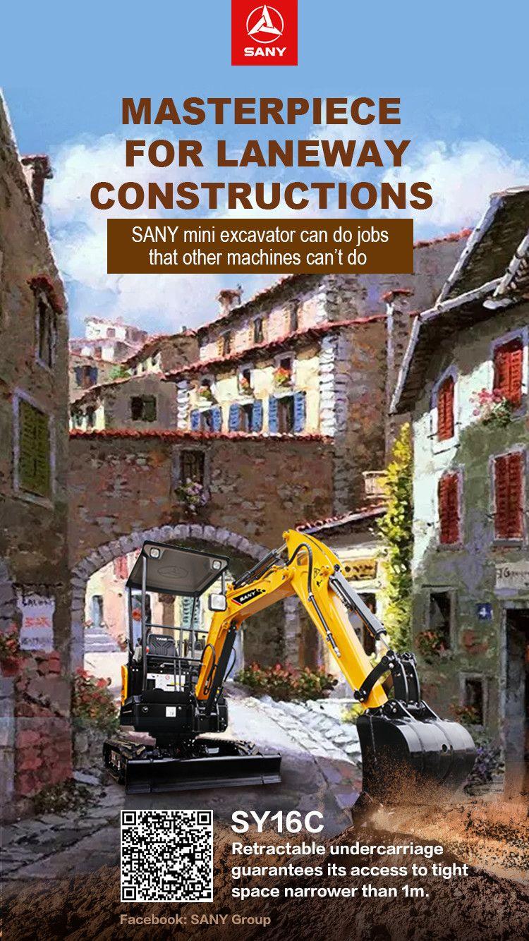Mini Excavator | Mini Diggers for Sale | Micro Excavators