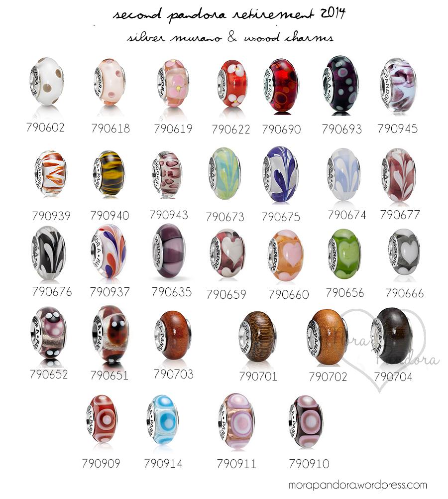 pandora-retirement-part-ii-2014-murano-wood.png ( · Pandora CharmsPandora  JewelryPandora ...