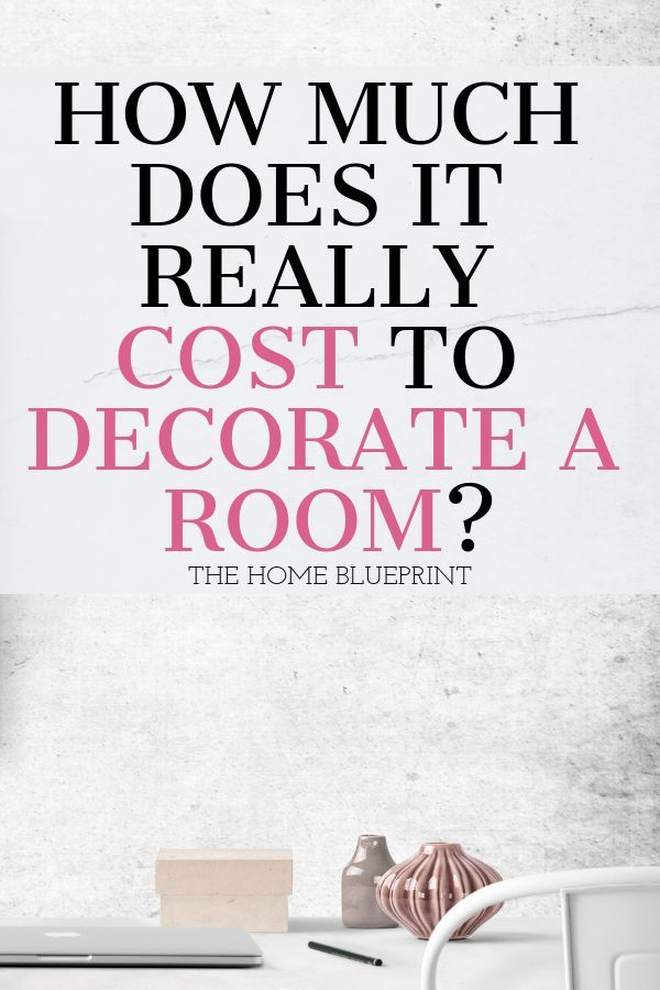 How Much Does It Really Cost To Decorate A Room? | Living ...