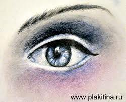 рисунки карандашом глаза - Pesquisa Google