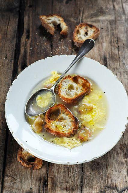 Dorian cuisine.com Mais pourquoi est-ce que je vous raconte ça... : La soupe de mon oncle... Juste une soupe et une vieille histoire...
