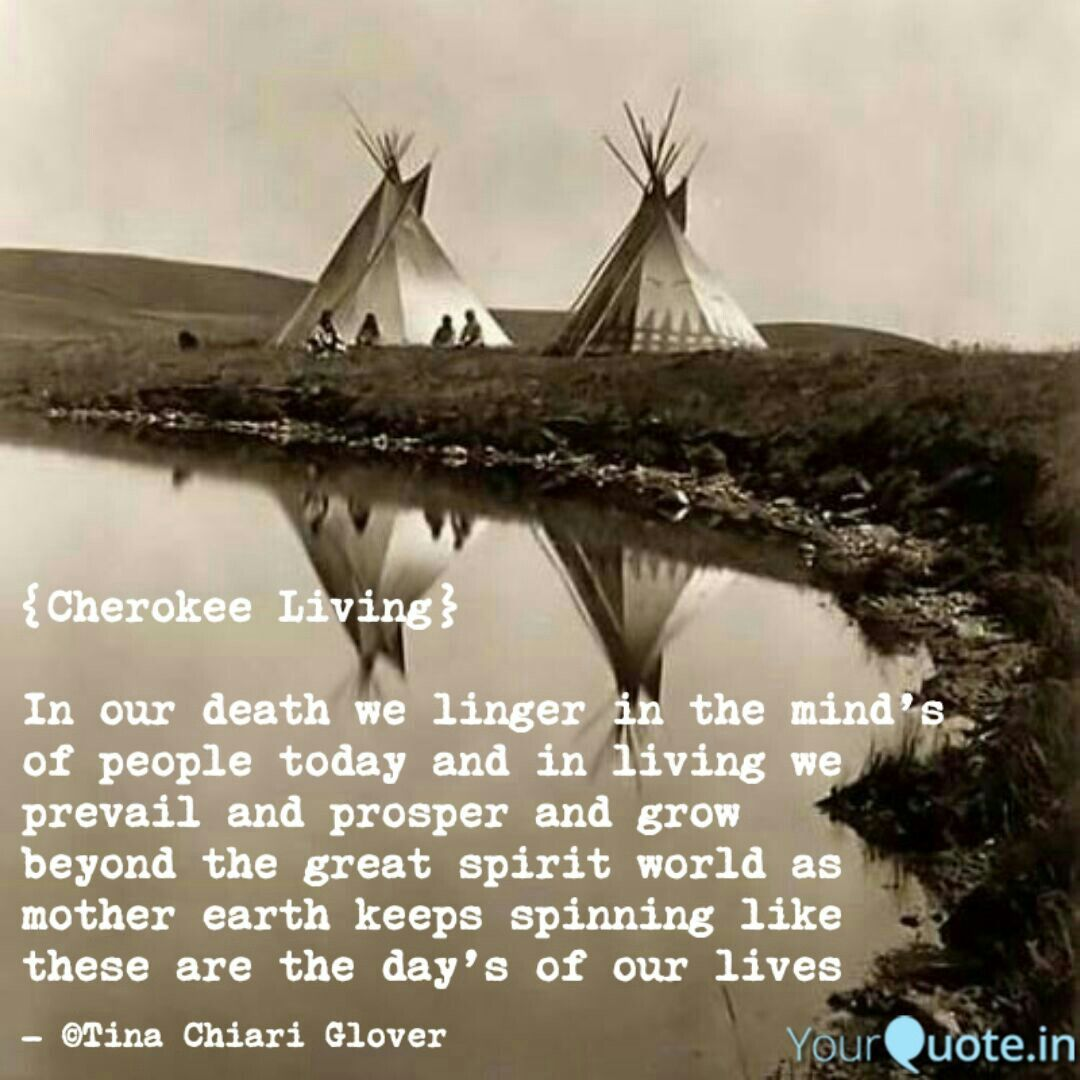 Supporting Quotes Supporting My Native Americans Poem Quote ©Tina Glover All Rights