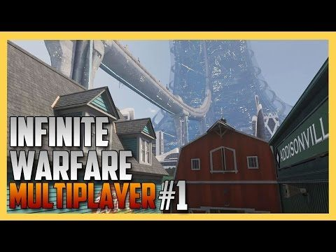 http://callofdutyforever.com/call-of-duty-gameplay/infinite-warfare-multiplayer-gameplay-on-throwback-and-terminal-remake-cod-xp-2016/ - Infinite Warfare Multiplayer Gameplay on Throwback and Terminal remake (COD XP 2016)  Activision was kind enough to provide travel and access to COD XP where I was able to play and record Infinite Warfare multiplayer – which was pretty awesome. As I mention in the vid, I'm far from a pro – but still had a lot of fun &#8211