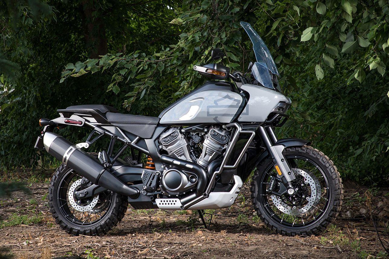 Harley Davidson Unleashes The Off Road Ready Pan America 1250 Adventure Bike Aventure Moto Supermotard Enduro