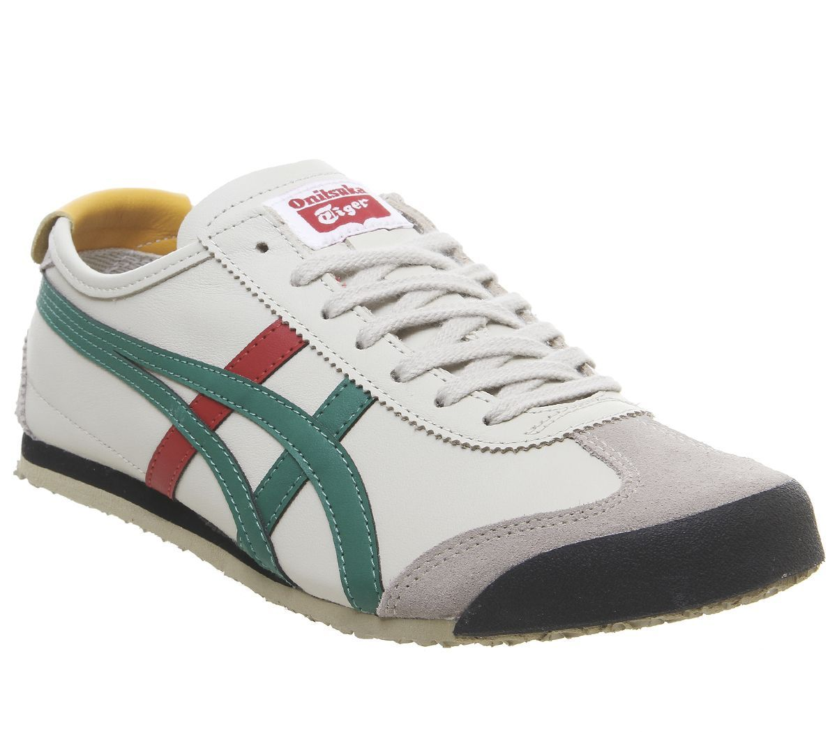 onitsuka tiger mexico 66 beige green red ii