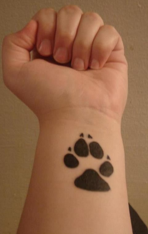 Ed Sheeran Tattoo Paw Print 39086 Enews