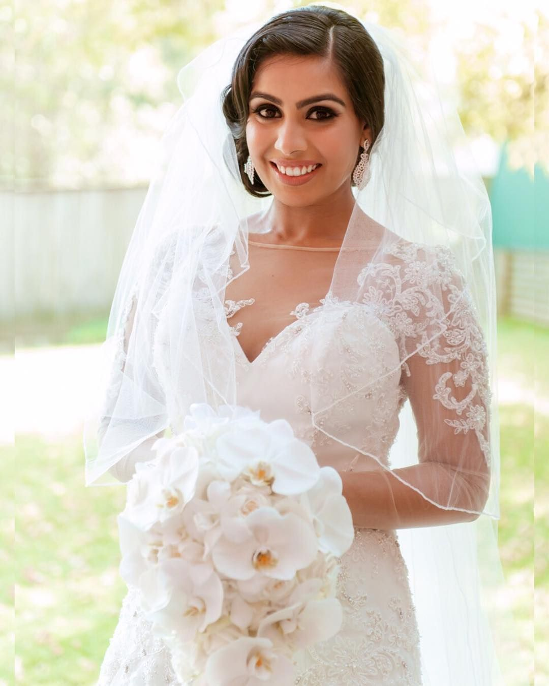 Christian Bridal Hairstyle: 30 Breathtakingly Beautiful And Diverse Indian Brides