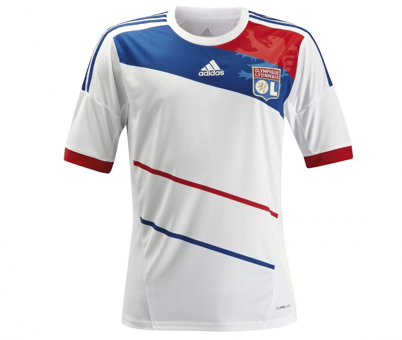 2f20b4b5d2dc5 Camiseta de fútbol de Lyon 2012 2013  189  - €16.87   Camisetas de futbol  baratas online!