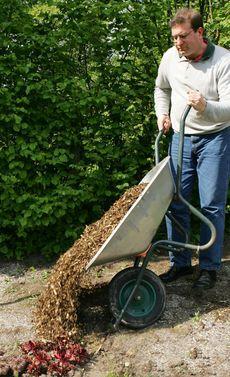 Baumschnitt Hackseln Selbst De Haus Und Garten Pflanzen Garten