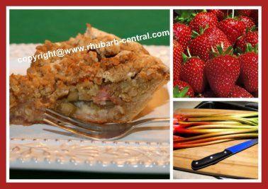 Strawberry Rhubarb Pie Recipe