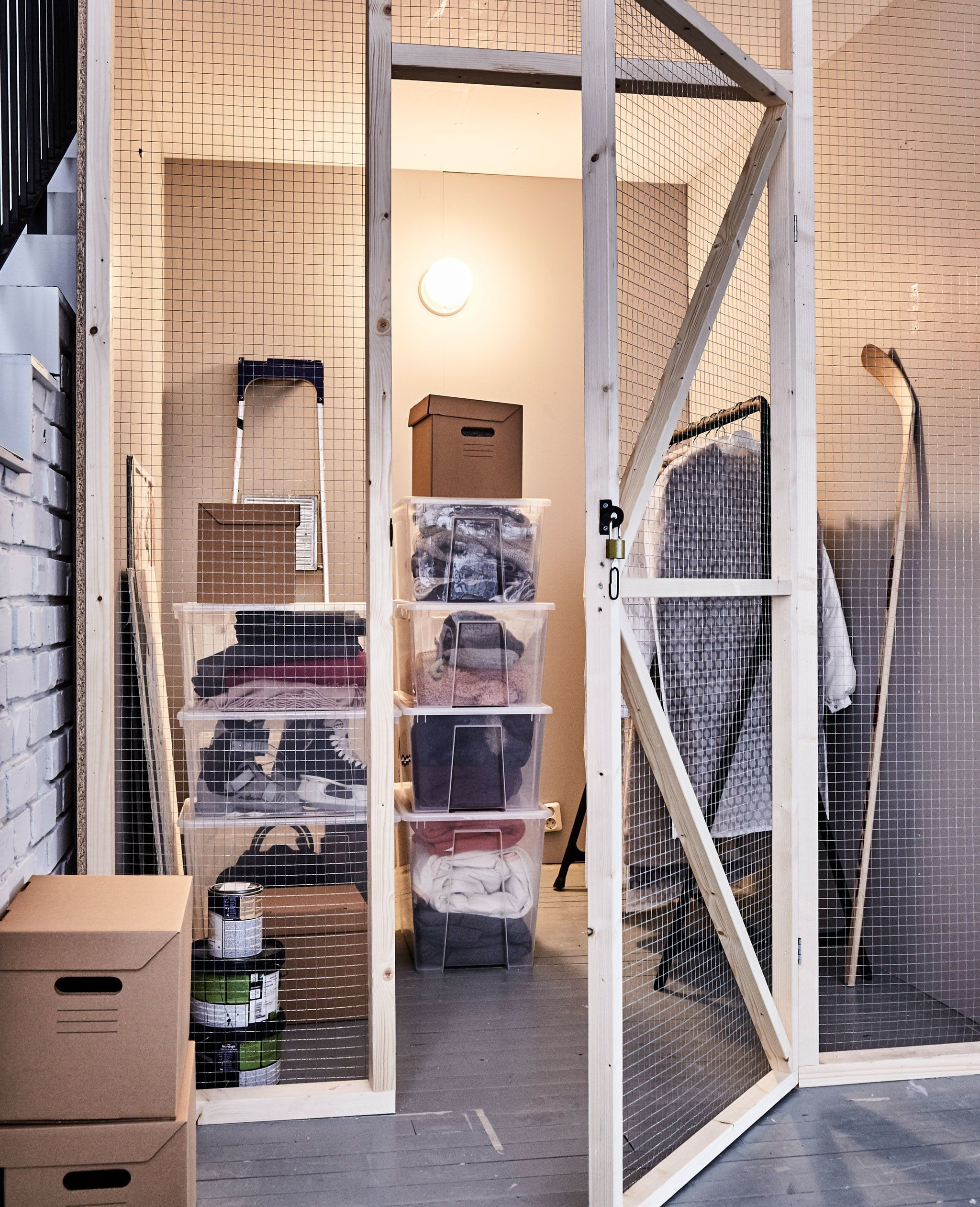 31 Attic Storage Containers Boxes Ideas Home Storage Solutions Attic Storage Storage Containers