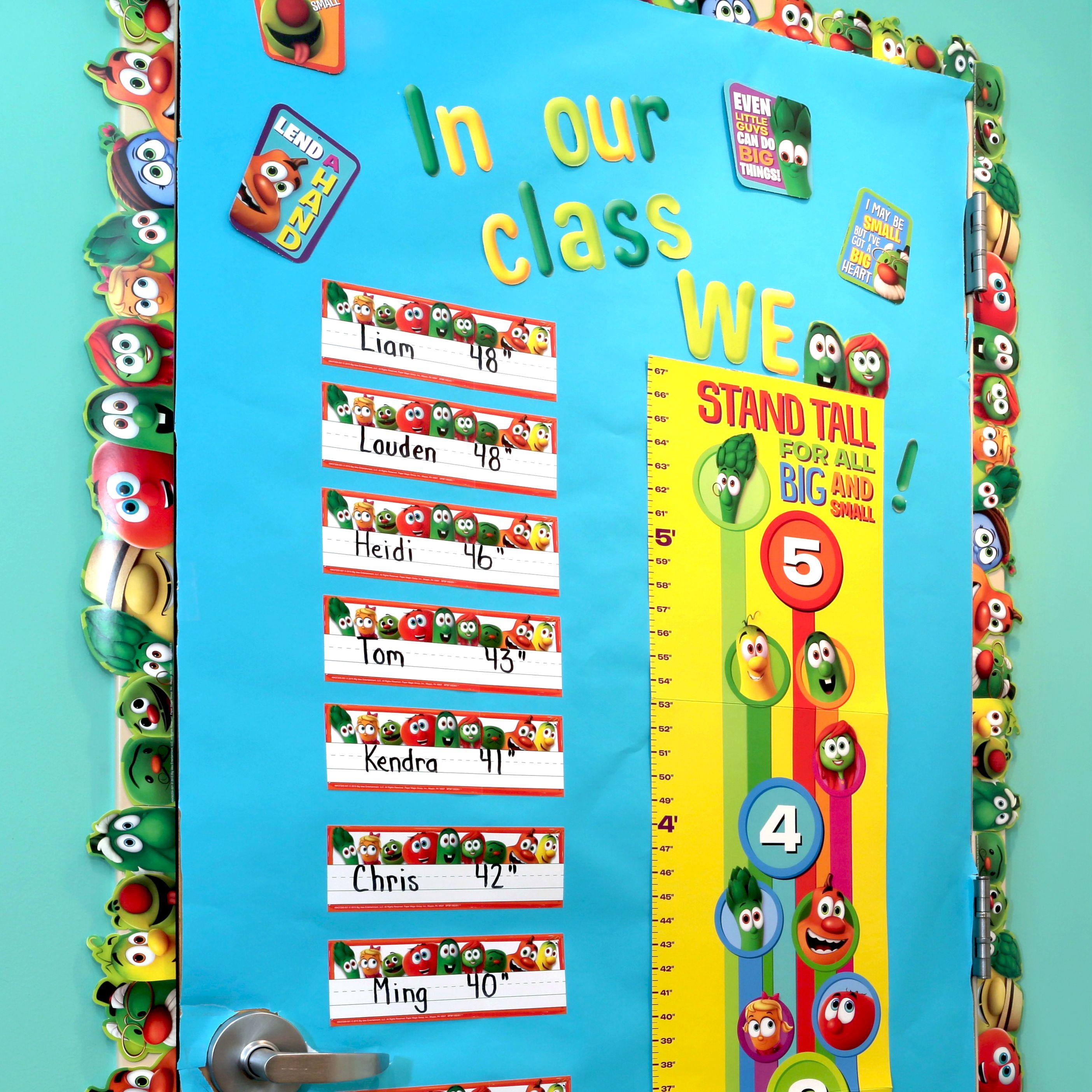 Veggietales Classroom Decorations Classroom Decorations