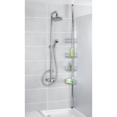 Odesign Adhesive Bathroom Shelf Organizer Shower Caddy Kitchen