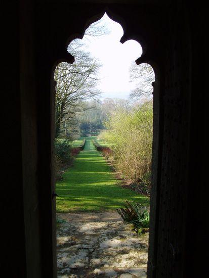 Painswick Rococo Gardens Somerset, England | Garden design ...