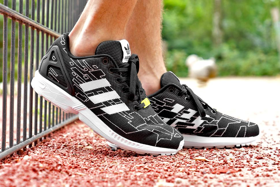 adidas zx flux for running