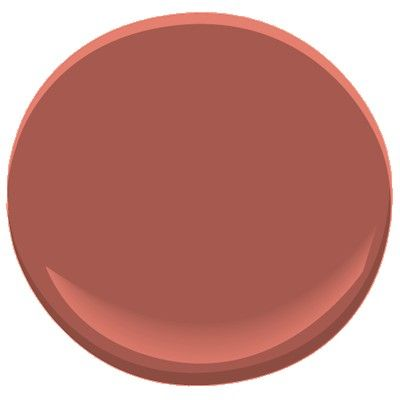 Warm Sienna Benjamin Moore Colors Paint Favorite Painted Doors